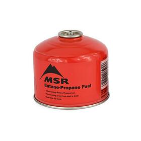 MSR IsoPro - Cartouche gaz 113 g - rouge/noir